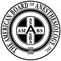 Anesthesiology Board Dr Carle Pain Management